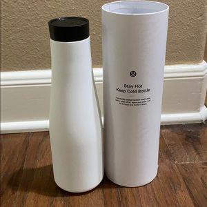 Lululemon Water Bottle brand new